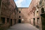 Innenhof im Jahangir Mahal