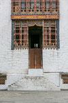 Eingang zum Turm der Mönche.