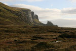 Quiraing-Landschaft (Skye).