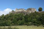 Stirling Castle: Die hoch gelegene mächtige Burg ist eine der besterhaltenen Renaisanceburgen des Landes.