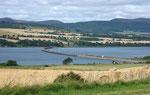 Die Brücke am Comary Firth (Highlands).