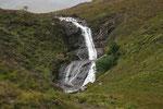 Wasserfall auf Skye (Highlands).