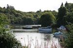 Auch Wassersportler kommen am Loch Lomondauf ihre Kosten.