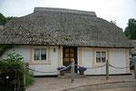 Haus im Fischerdorf Vitt.