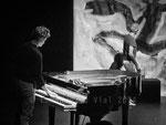 Edouard Ferlet, Guy Oberson © Emmanuelle Vial 2014