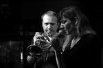 Fabrice Martinez & Elise Caron © Emmanuelle Vial 2011