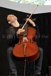 Vincent Segal @ 2011 Emmanuelle Vial