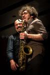 Bojan Z & Julien Lourau © Emmanuelle Vial 2012