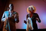 Maceo Parker band © Emmanuelle Vial 2012