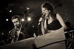 Emile Parisien & Leila Martial © Emmanuelle Vial 2013
