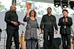 Tania Maria Quartet © 2011 Emmanuelle Vial