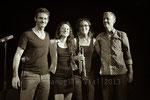 Quartet Ferlet-Viret-Martial-Besson © Emmanuelle Vial 2013