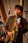 Gregory Porter Quintet © Emmanuelle Vial 2012