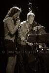 Leila Martial et Jean-Philippe Viret © Emmanuelle Vial 2013