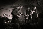Anne Paceo quartet Circles © Emmanuelle Vial 2013