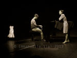 Edouard Ferlet & Eleonor Agritt © Emmanuelle Vial 2013