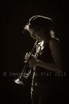 Airelle Besson © Emmanuelle Vial 2013