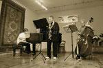 Dan Tepfer Trio © Emmanuelle Vial 2009