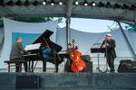 Enrico Pieranunzi trio © Emmanuelle Vial 2015