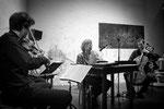 Quatuor Béla/Albert Marcoeur © Emmanuelle Vial 2012