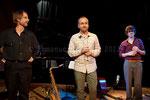 Jonas Kullhammar Quartet © Emmanuelle Vial 2012