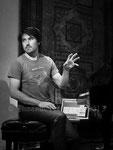 Dan Tepfer - Ben Wendel © Emmanuelle Vial 2013