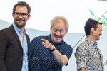 Stéphane Kerecki Quartet © Emmanuelle Vial 2015