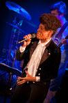 Sandra Nkake - la nuit de Médéric Collignon @ Emmanuelle Vial 2012