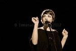 Mélanie De Biasio © Emmanuelle Vial 2012