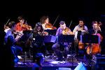 Quatuor QDS - la nuit de Médéric Collignon @ Emmanuelle Vial 2012