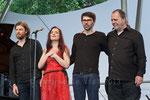 Elina Duni Quartet © Emmanuelle Vial 2013