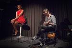 Kellylee Evans & Eric Lohrer © Emmanuelle Vial 2013