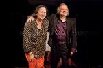 Jacques Rebotier & Joëlle Léandre @ Emmanuelle Vial 2012