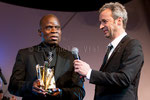 laurent De Wilde  & Maceo Parker © Emmanuelle Vial 2012