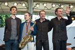Moutin Réunion Quartet © Emmanuelle Vial 2013