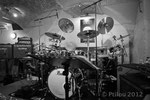 Allan Holdsworth trio © Emmanuelle Vial/Ptilou 2012