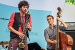 Oran Etkin Quartet © Emmanuelle Vial 2015