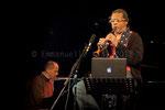 Don Byron trio © Emmanuelle Vial 2012