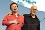 Daniel Mille et Sylvain Luc