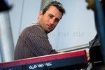 Alexander Hawkins © Emmanuelle Vial 2012