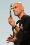 Marc Ducret © Emmanuelle Vial 2014