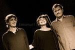 Mélanie De Biasio trio © Emmanuelle Vial 2012