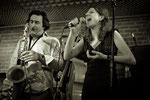 Leila Martial Quartet © Emmanuelle Vial 2012