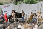 Omar Sosa Quintet © 2011 Emmanuelle Vial