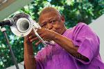 Hugh Masekela © Emmanuelle Vial 2013