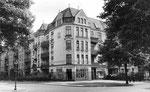 Geburtshaus: In diesem Haus in Hamburg-Eppendorf (heute: Tarpenbekstraße 82) wurde Wolfgang Borchert am 20. Mai 1921 geboren
