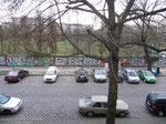 "Der Blick aus dem Zimmer des Südflügels offenbart den ""Görlitzer Park""."