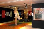 Exposition dans la galerie Montparnasse