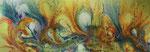 Points of Levarage by Aaron Colemen, 30x84, $2700