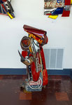 Grease Master, Guinotte Wise (Sculpture) $1500 SOLD